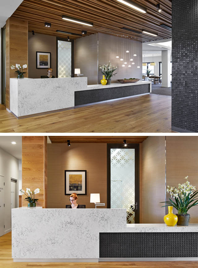 Arkee Stockland Retirement Selandra Rise Community Centre Reception Desk