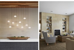 Arkee Stockland Retirement Selandra Rise Community Centre Dough Bowl Pendant Lighting Sitting Area Arkee Creative