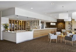 Arkee Creative Stockland Retirement Selandra Rise Community Centre Cafe and Bar
