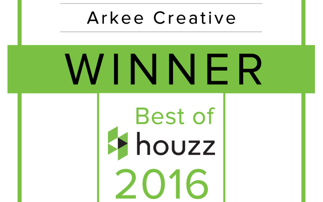 Winner of Houzz Design 2016